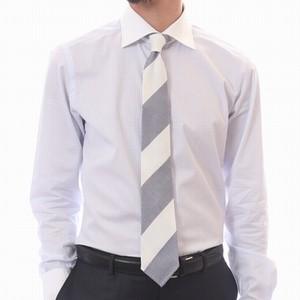 ワイシャツのクリーニング、あなたはノリ有り派?ノリ無し派?