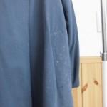 コートにカビが生えていた!クリーニングのカビ抜き加工と自宅のカビ対策。