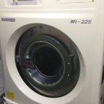 クリーニング屋の洗濯機は20年選手!長持ち過ぎる。
