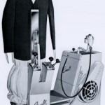 大きいサイズのスーツはクリーニング店でも仕上がりに違いが出る。