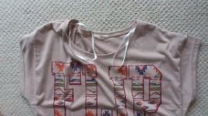 ハンガーループ シャツ