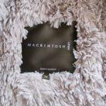 マッキントッシュのコートも宅配クリーニングがお得で便利!