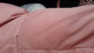 ダウンジャケットに出来る「輪染み」は発生理由がいろいろです!