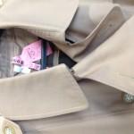 マッキントッシュのコートは宅配クリーニングがおすすめです!