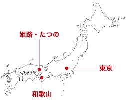 日本 皮革 産地