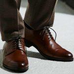 革靴の手入れで必要なのはアッパー部分だけでなく、ソールも手入れも必要!!