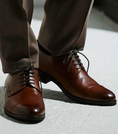 革靴、手入れ、ソール