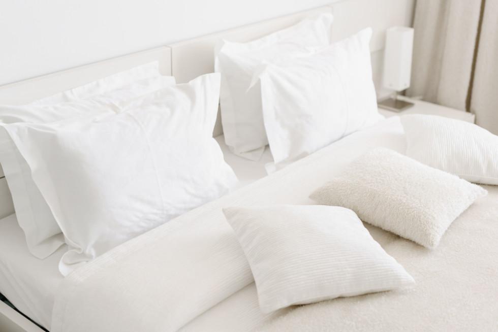④パイプ枕の洗濯方法