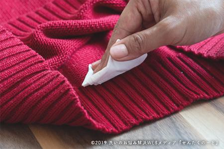 毛玉予防スプレーはどの素材でも使える?