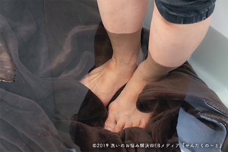 毛布を手洗いする方法