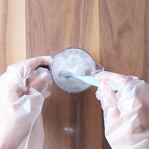 魔法水を作ります。