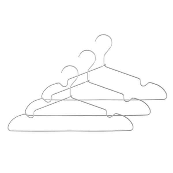 2.アルミ洗濯用ハンガー・肩ひもタイプ