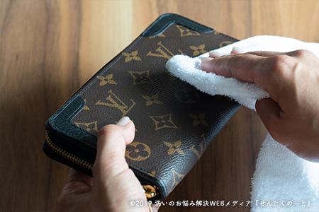 どんな素材でもできる!財布のお手入れの基本